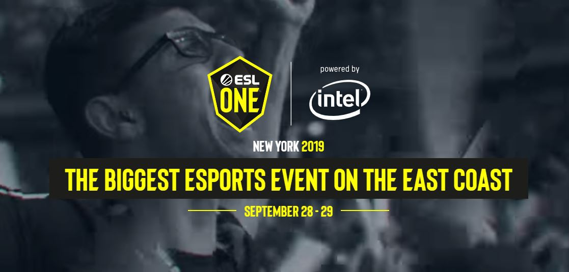 ESL one new york